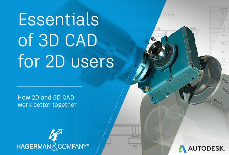3d CAD Essentials-ebook
